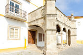 Varanda do Grao Prior (priory), Crato, Alentejo, Portugal — Stock Photo
