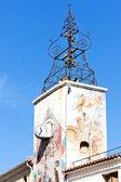 Estagel, Languedoc-Roussillon, France — Stock Photo