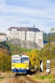 Cesky sternberk kasteel — Stockfoto