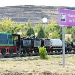 Museo minerario, escucha, Aragona, Spagna — Foto Stock #7842116