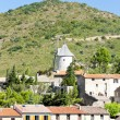 Stock Photo: Cucugnan, Languedoc-Roussillon, France