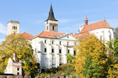 Sazava monastery, Czech Republic — Stock Photo