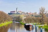 Melnik Castle, Czech Republic — Stock Photo