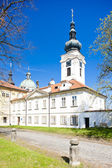 Doksany Monastery, Czech Republic — Stock Photo