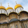 Fragment of exterior of Assumption cathedral — Stock Photo #6764379