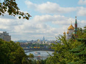View of the Moscow River — Stock Photo