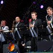 Stock Photo: Igor Butmand his band performing
