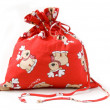 Christmas sack — Stock Photo