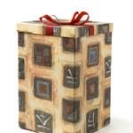 Gift box — Stock Photo #7134601