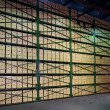 Warehouse. - Stock Photo
