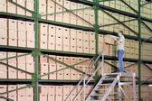 Warehouse. — Stock Photo