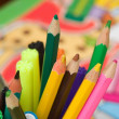 Color Pencils — Stock Photo #7609223