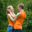 Loving couple — Stock Photo #7610364