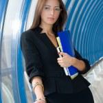 Business woman — Stock Photo #7610705
