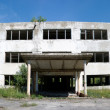 abandoned building — Stock Photo