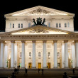Stock Photo: Bolshoi Theatre