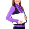 Young businesswoman portrait — Stock Photo #7704556