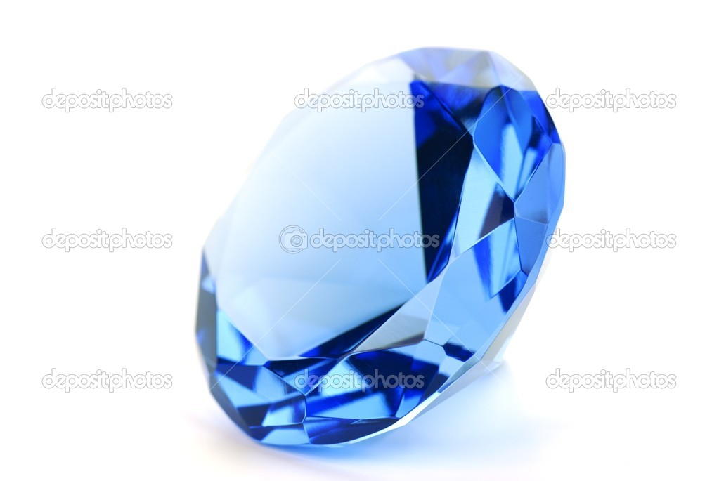 Diamond  — Stock Photo #6869597