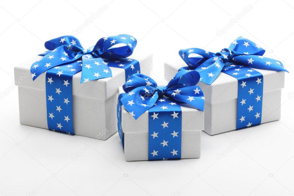 Фото коробок с подарками 27