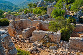 Ancient ruins — Foto Stock