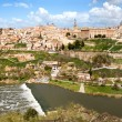 Panorama of Toledo — Stock Photo