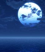 Full moon — Stockfoto