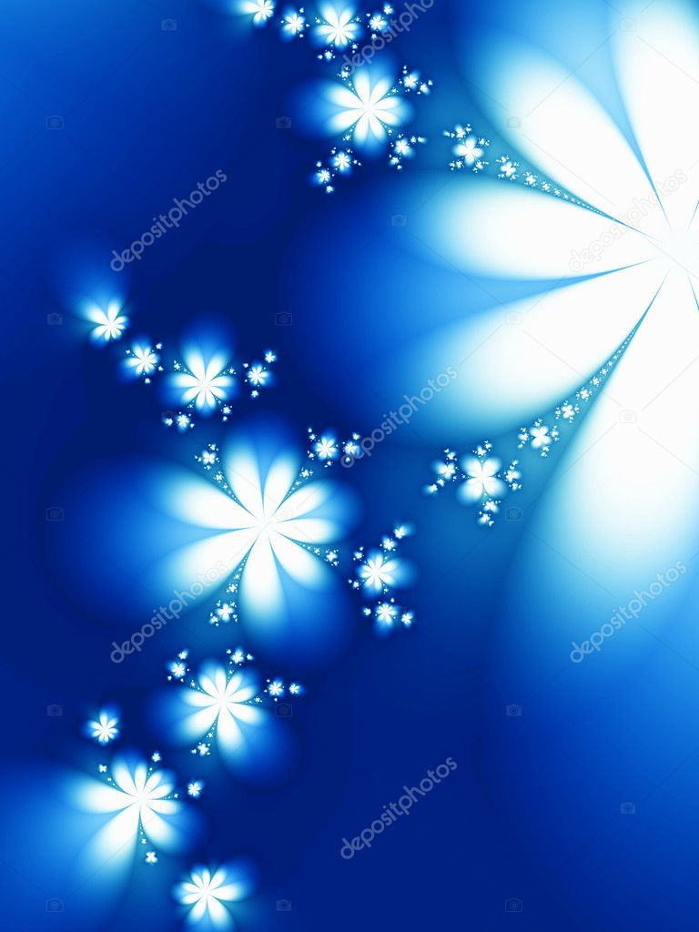 Winter fantasy  Stock Photo #6860915