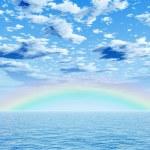 Rainbow — Stock Photo