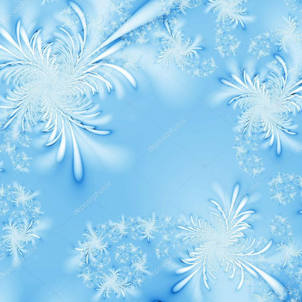 Winter fantasy — Stock Photo #6983375