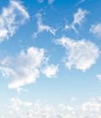 Cloudscape — Стоковое фото