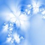 Winter dream — Stock Vector