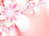 Flores de sonho — Foto Stock