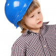 Child in helmet — Stock Photo #6752804