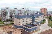 Ny byggnad — Stockfoto