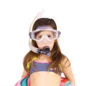 Pequeno mergulhador — Foto Stock