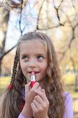 Lipstick — 图库照片