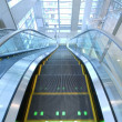 Royalty-Free Stock Photo: Escalator moving down