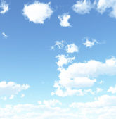 Beautiful cloudscape — Stock Photo