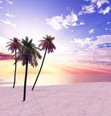 Dream island — Stock Photo