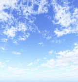 Beautiful cloudscape — Stock Photo