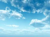 Krásné cloudscape — Stock fotografie