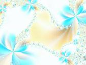 加兰的花 — 图库照片