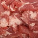 Pork fresh — Stock Photo