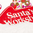 Stock Photo: Santas Workshop