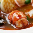 Seafood stew — Stockfoto