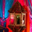 Decorative Indian Lantern — Stock Photo