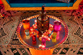 Indian Wedding Decor — Foto Stock