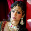 Beautiful Indian Bride — Stock Photo #7177901