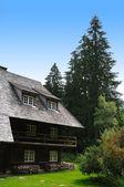 Schwarzwaldhaus — Stockfoto