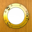 Porthole - Stock Photo